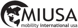 Mobility International USA logo